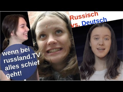 Wenn bei russland.TV alles schief läuft!