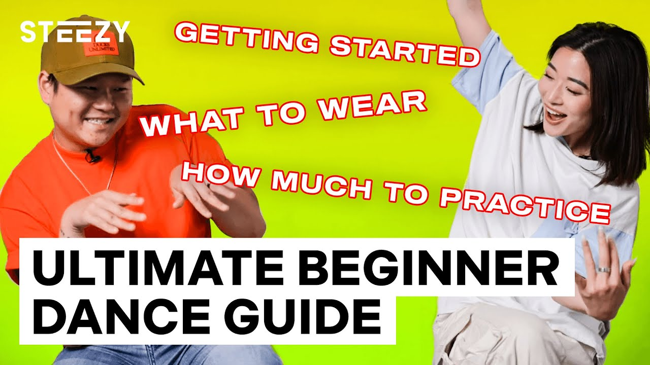 Download Ultimate Guide To Learning Dance For Beginners | STEEZY.CO