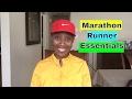Essentials for Beginning Runners