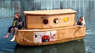 Un Barco de Cartón