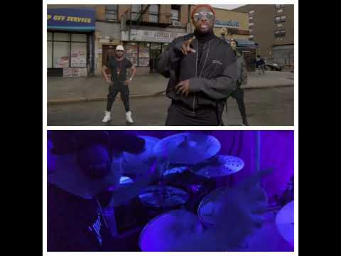 "Drum Cover - Black Eyed Peas ""Constant"""