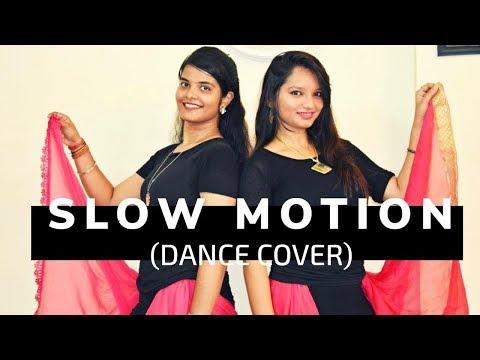 Slow Motion Song | Bollywood Dance Cover | MoveItLike Varsha Choreography | Ft. Ruchika Mishra