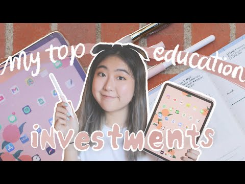 the best investments i made in my education this year ⭐