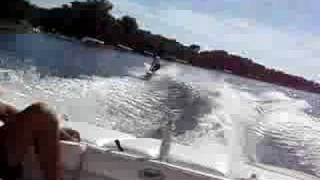 Wakeboarding Wipeout