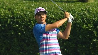 Rickie Fowler highlights from the best finish in THE PLAYERS history Video