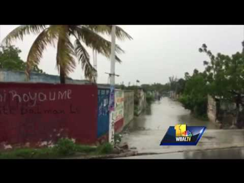 Md. missionary describes hurricane conditions in Haiti