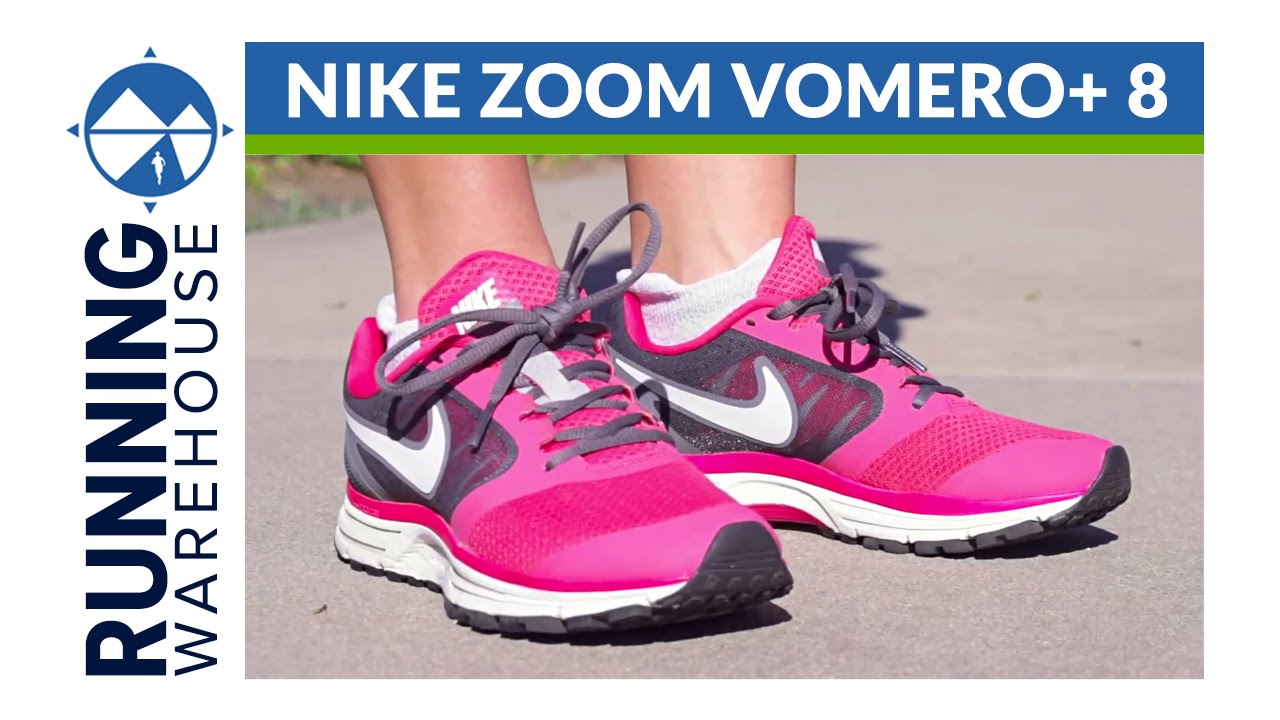 new concept fcbdc efd9d Nike Zoom Vomero+ 8 Shoe Review