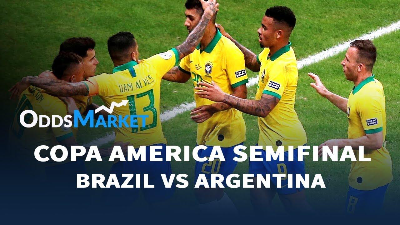 Argentina-brazil betting expert football miss gibraltar 2021 betting sites