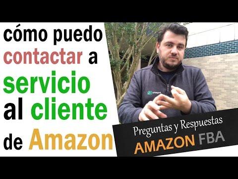 Como Puedo Contactar A Servicio Cliente De Amazon | Como Vender En Amazon FBA