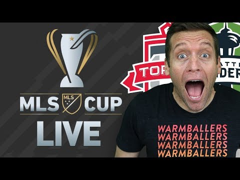 IT'S ME + MY MLS CUP LIVE SHOW w/ ME, JIMMY CONRAD!