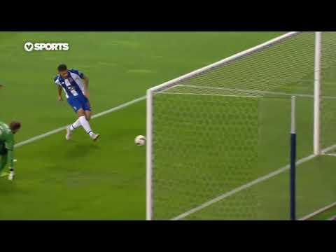 Goal | Golo Soares: FC Porto (1)-0 Belenenses (Taça de Portugal 18/19 #4)