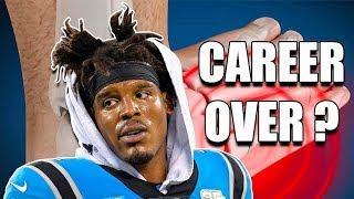 Cam Newton Horrible Injury due to Vegan Diet