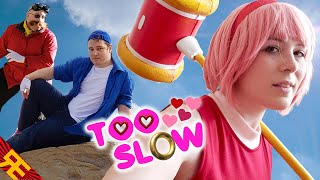 Download TOO SLOW (from Sonic the Hedgehog: The Musical Movie Trailer) [by Random Encounters] Mp3 and Videos
