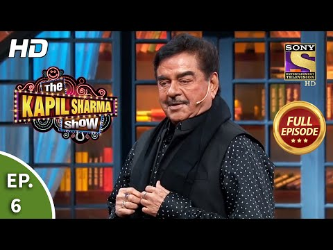 The Kapil Sharma Show Season 2दी कपिल शर्मा शो सीज़न 2Ep 6The Golden Hero Shatru Ji13th Jan, 2019