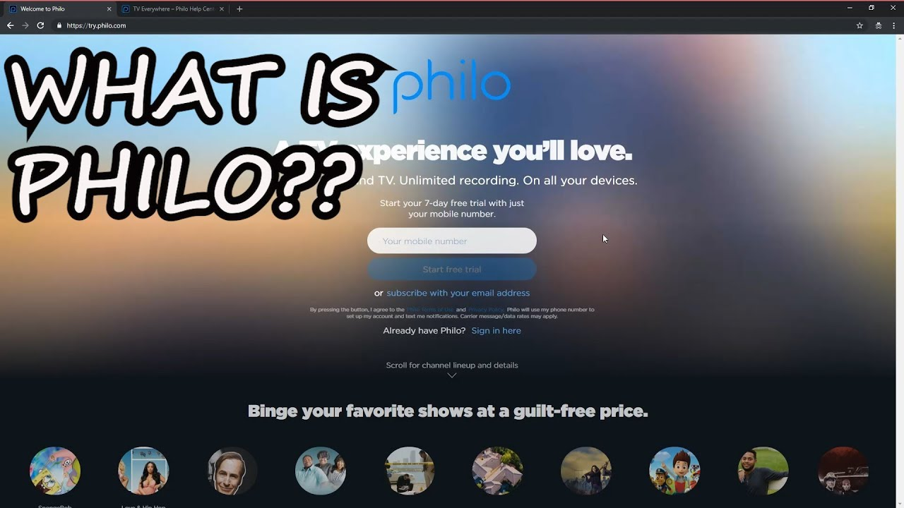 $16 Streaming TV with 44 Channels!! | Philo Review | Best streaming Service  2019