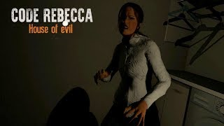 Code Rebecca Game Full Playthrough Gameplay (Short horror game)