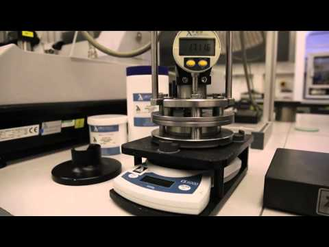 Logitech - Processing Hard Materials for flat, thin and uniform samples