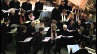 KYRIE de la Saint Ludwig Messe de Joseph Gregor ZANGL par la CHORALE LITURGIQUE du GOLO