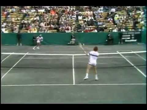 McEnroe vs Vilas • 1980 Pepsi Grand Slam Challenge - Consolation Final