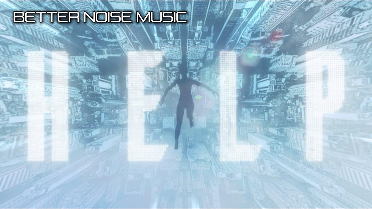 Papa Roach - Help - Aelonia Remix (Official Lyric Video)