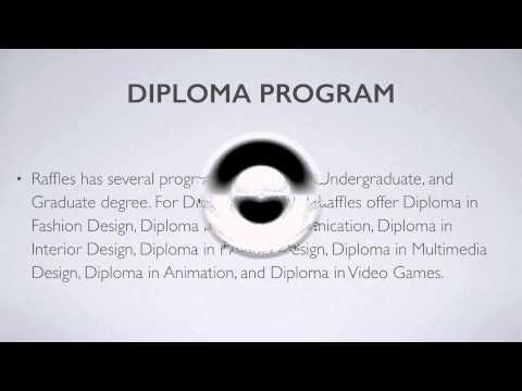 Raffles Design Institute (RDI) Overview (HD)