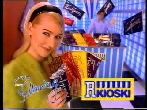 1996 mainoksia ja trailereita MTV3