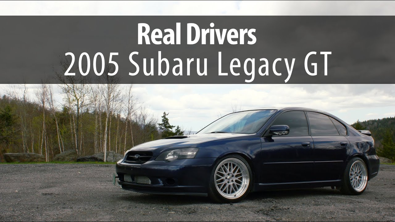 Real Drivers Subaru Legacy Gt Stage Ii Youtube