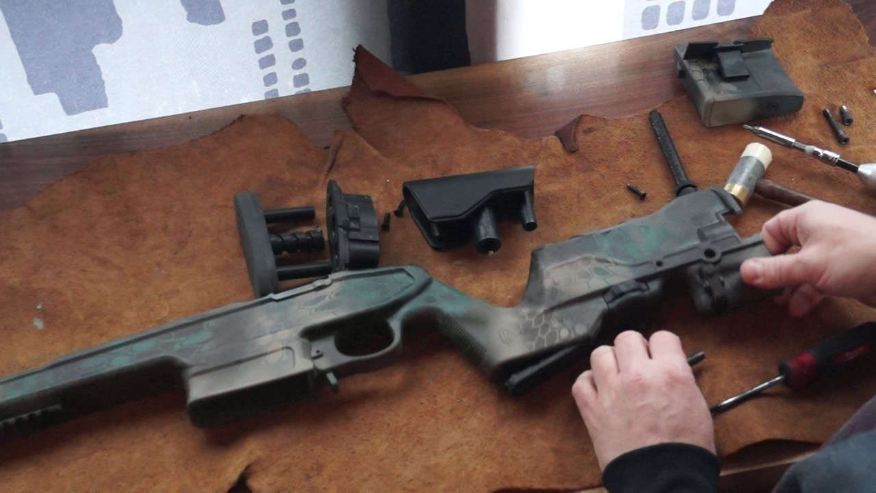 Archangel Mauser 98 stock review part 1