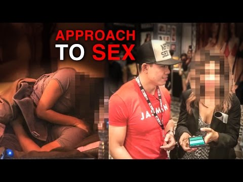 Getting Laid from AVN Convention - Approach to Sex - With Ruben Sole - Month 6 Content