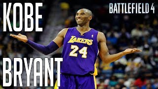 Killed Kobe Bryant (The Black Mamba) With The KOBE! (Battlefield 4) BF4