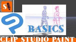 Draw in Clip Studio Paint Basics