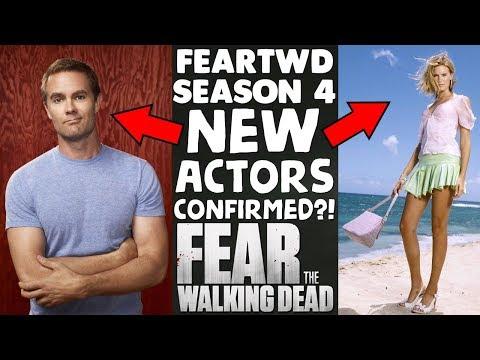 Maggie Grace & Garret Dillahunt Join FearTWD Cast for Season 4!!