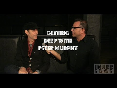 Interview with Peter Murphy