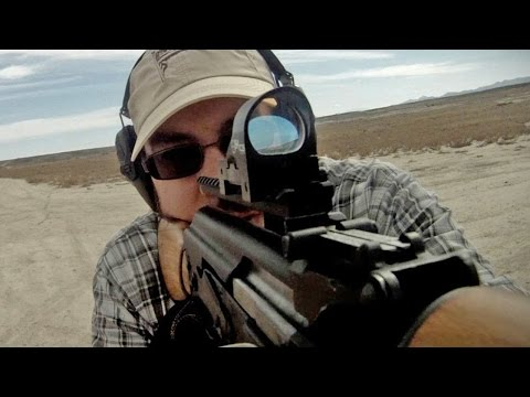 Good, Cheap Red Dot Options from Optics Planet