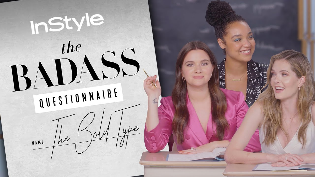 """Download """"The Bold Type"""" Cast On Belly Button Rings, Bananas & Being """"Bold"""" 