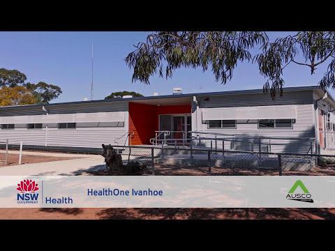 HealthOne Ivanhoe - NSW Health & Ausco Modular