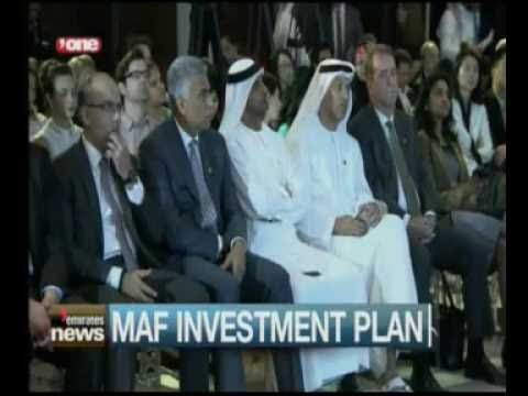 Alain Bejjani's Interview on Dubai ONE TV - UAE Investments Announcement 2016