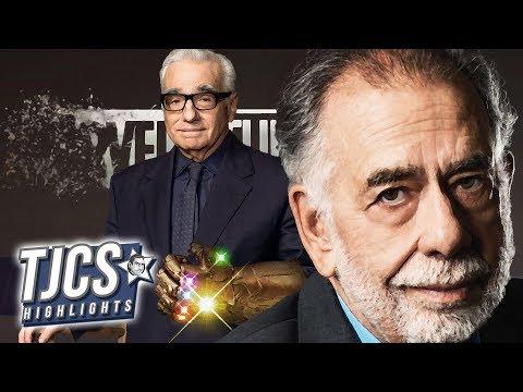 Francis Ford Coppola Calls Marvel Films Despicable