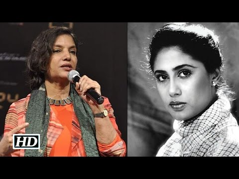 Shabana Azmi's Shocking Confession About Smita Patil