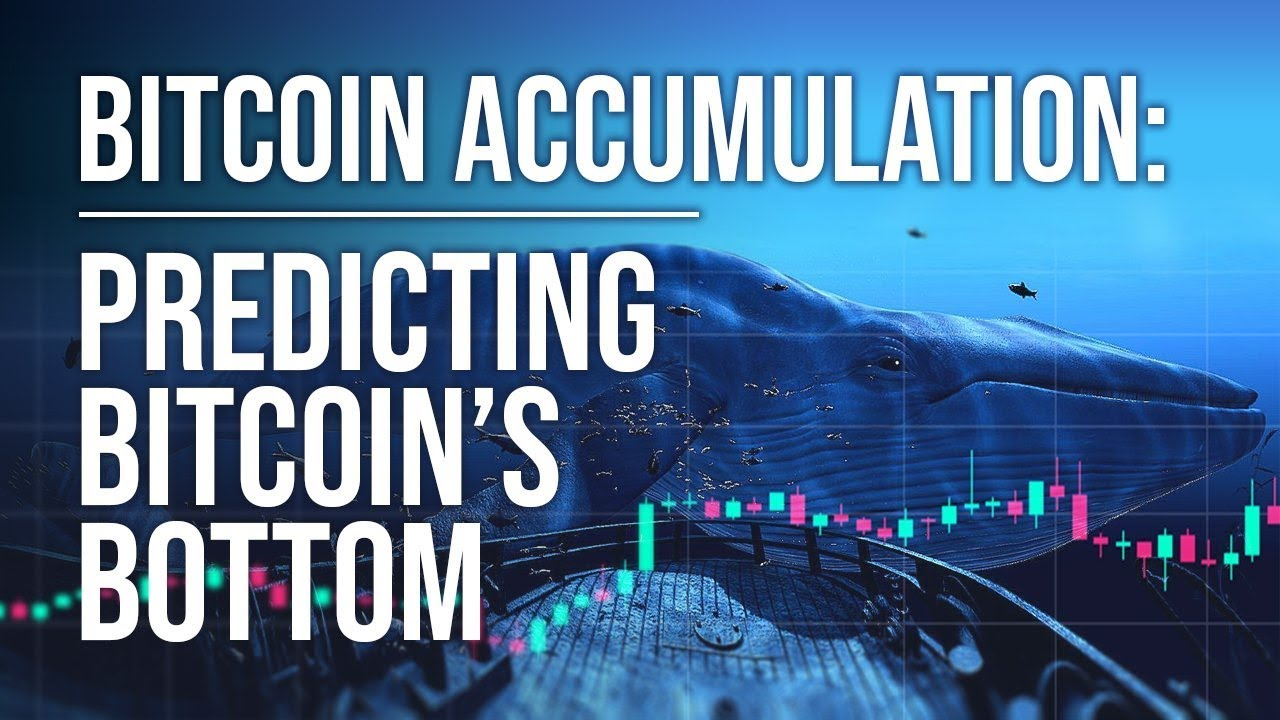 Did Accumulation Signal Bitcoin's Bottom For The Third Time?