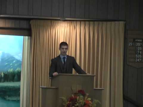 09/23/2012 - Spiritual Warfare: The Armor of God - Brian Sipe