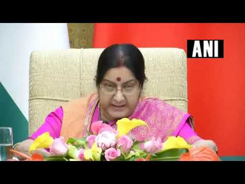 EAM's Press Statement following Meeting with Foreign Minister of China (April 22, 2018)