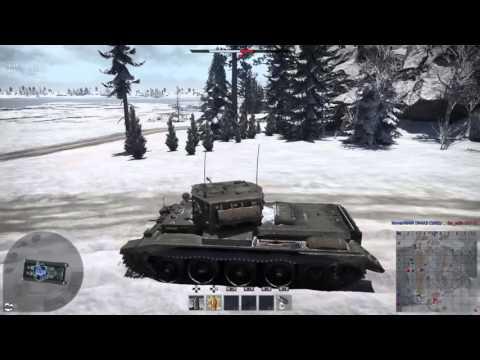 War Thunder British Tanks The Valentine Mk Ix Xi Samye Populyarnye