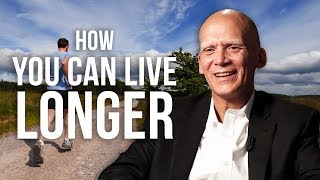 HOW YOU CAN LIVE LONGER - Daniel Stickler | London Real