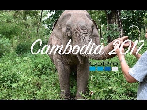 Cambodia 2017 | GoPro | TRAVEL VIDEO