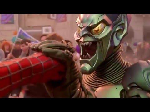 Spider-man 60's Theme Remix