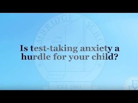 Peg Dawson: Test-Taking Anxiety