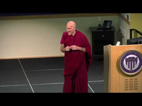 Dr. Barry Kerzin's lecture at University of Washington, Taco