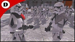 LAST STAND STORMTROOPER BASE DEFENSE - Star Wars: Empire's Finest 2