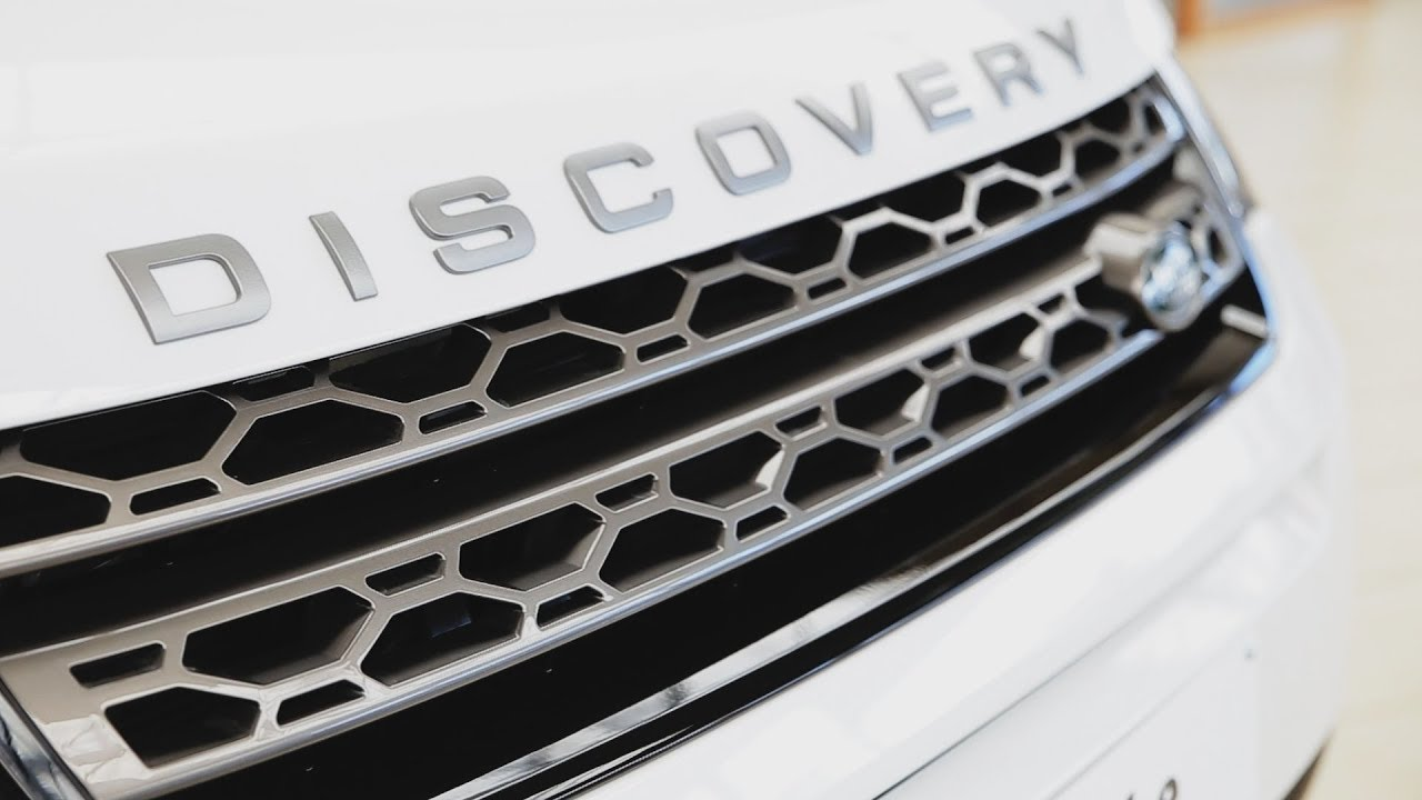 Land Rover Range Rover Discovery Sport 2019 0 Km Mycarbe